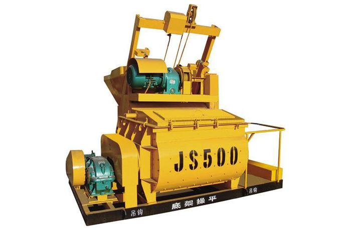 JS500攪拌機設備價格
