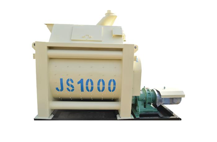 云南JS1000搅拌机