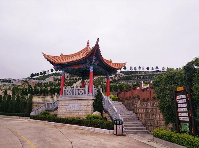 祥和陵园园区景