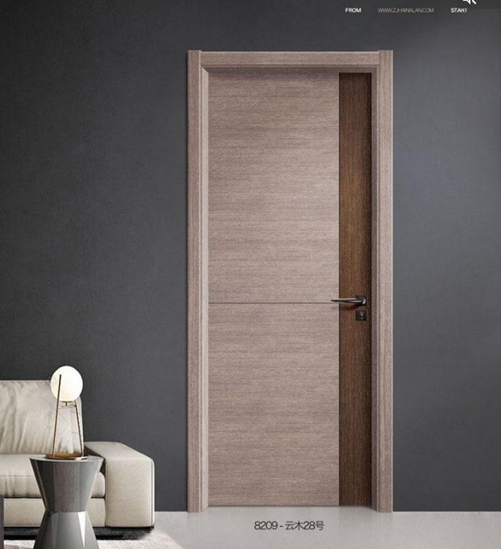 云南典雅拼装门安装方法