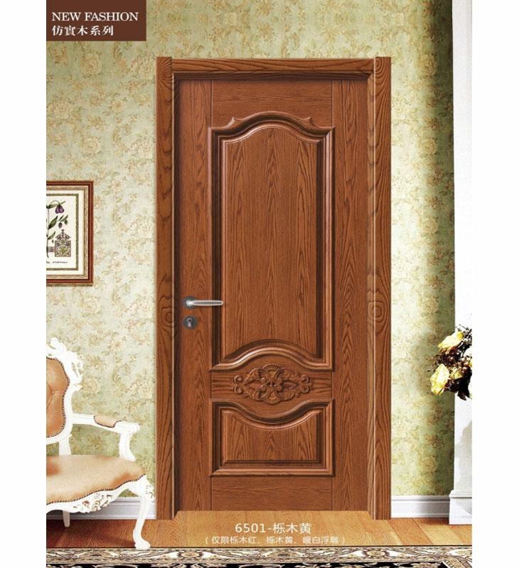 曲靖环保生态门-6501-栎木黄