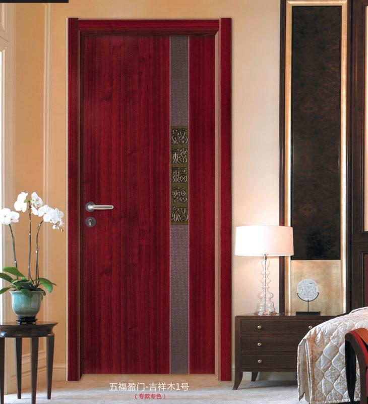 家装实木套装门颜色搭配的小诀窍