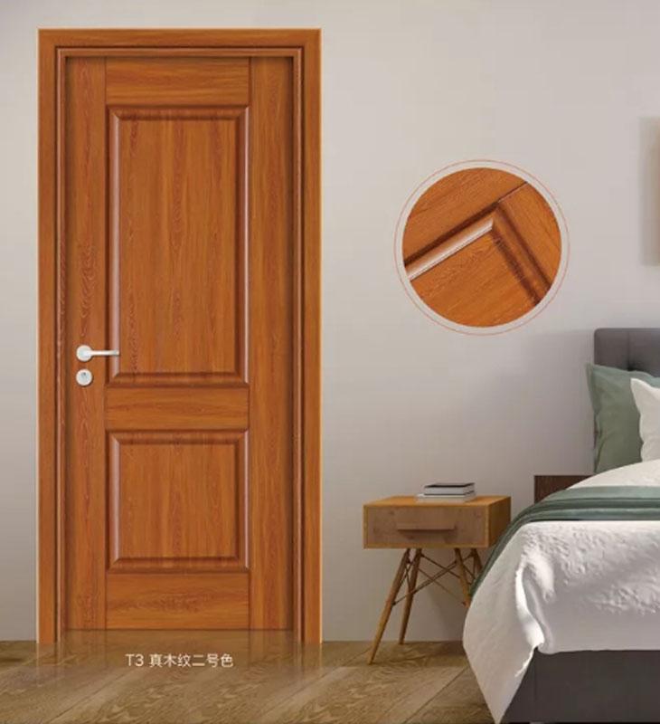 怎么区分烤漆套装门和免漆套装门?