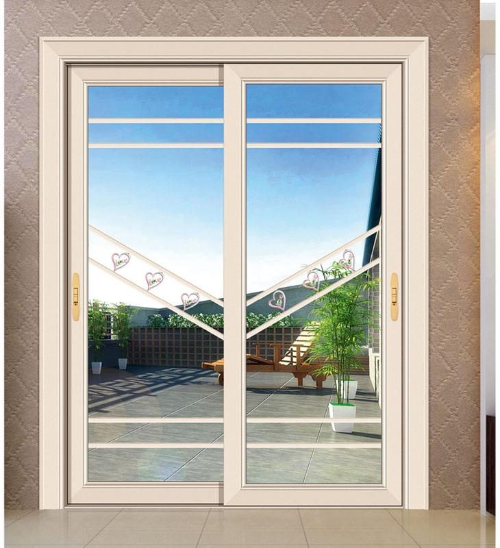 铝合金卫浴门——MX805