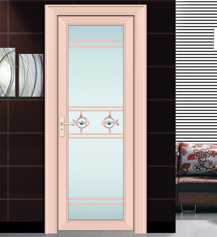 铝合金卫浴门-MX872