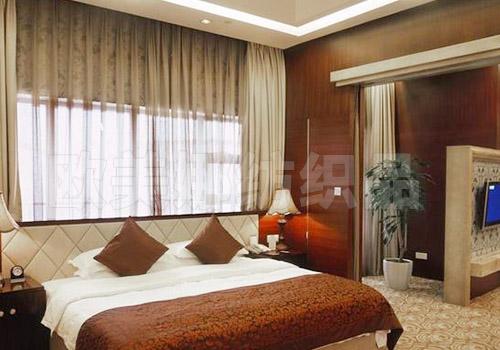 酒店落地窗簾
