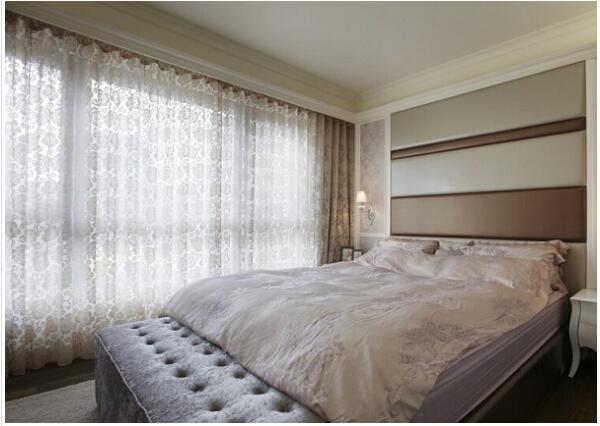 昆明窗帘店选购卧室家居窗帘这四点你要注意?