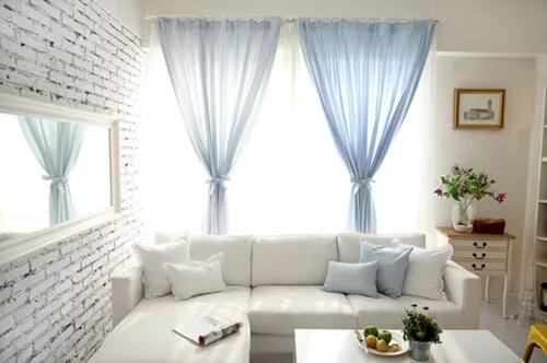 夏季窗帘选择什么样式的比较好