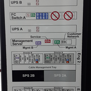 EMC存储器恢复