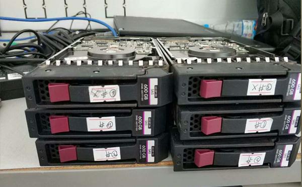 HP P2000服务器106彩票平台