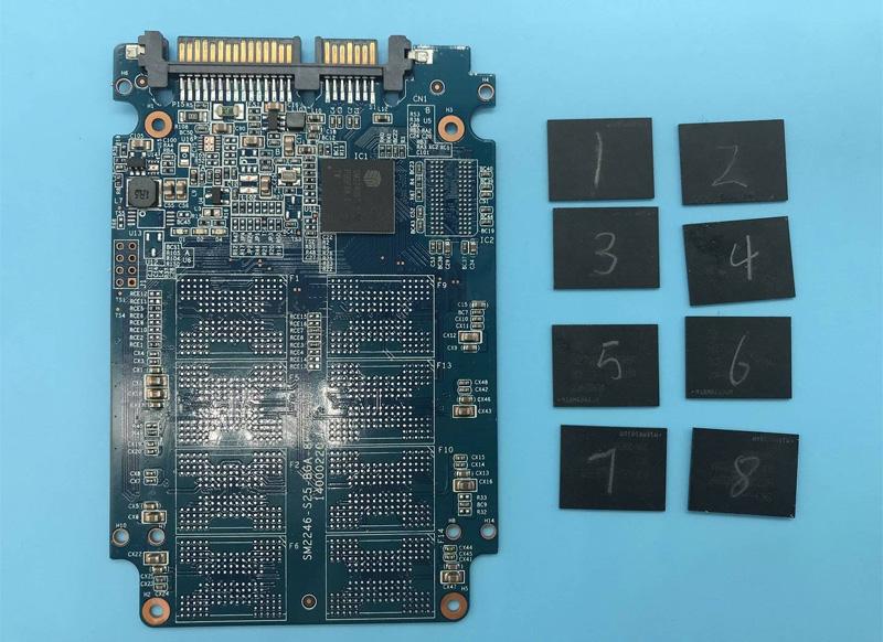 七彩虹SS150固态硬盘读盘106彩票平台案例