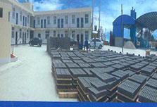 我公司帮助昆明艺磊水泥制品有限公司顺利通过ISO9001:2000国际质量管理体系认证