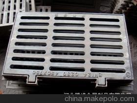 随着雨季的到来昆明铸铁沟盖板被应用得更广泛