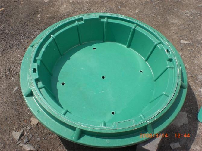 复合树脂井盖对于生活污水的处理很有效果