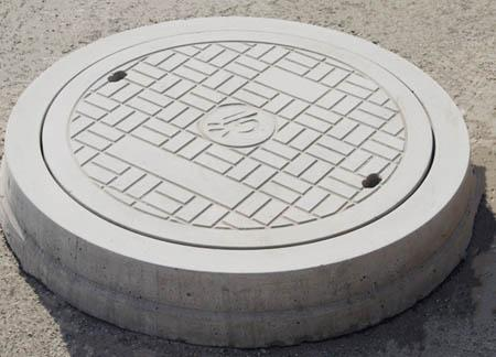 不锈钢隐形井盖的广泛应用和工艺效果