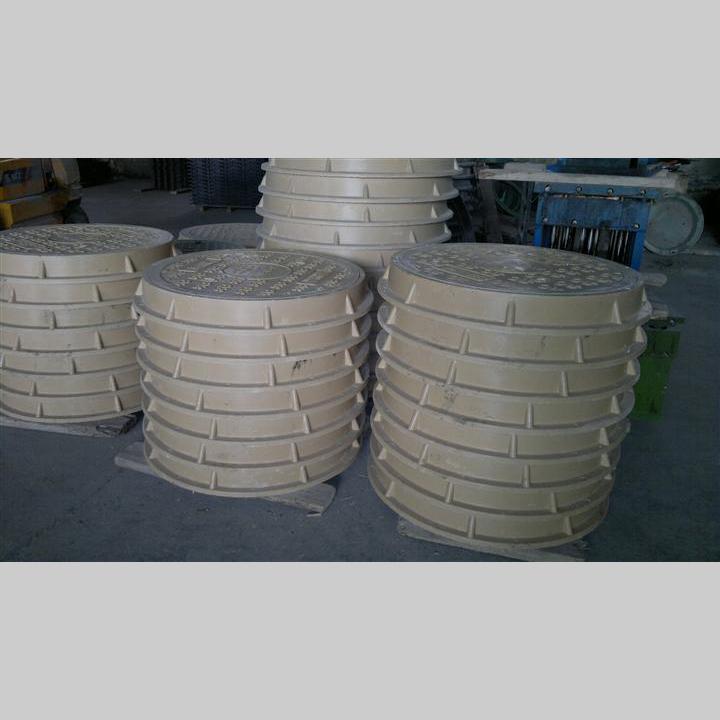 复合树脂井盖制作