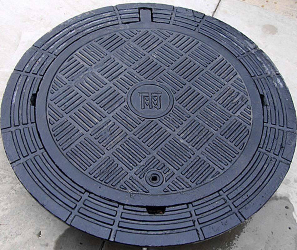 防沉降井盖(五防井盖)