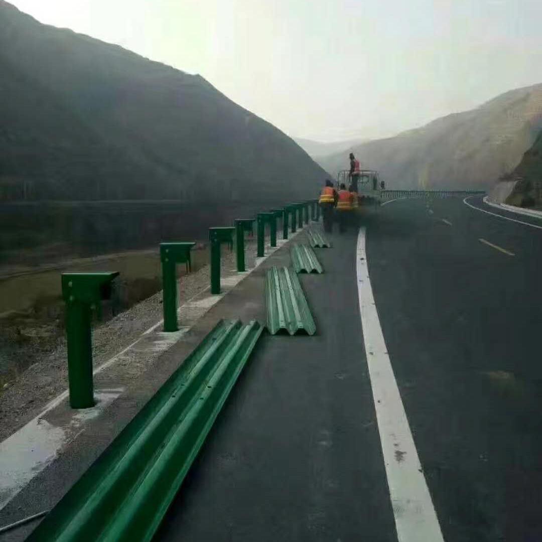 道路护栏制作