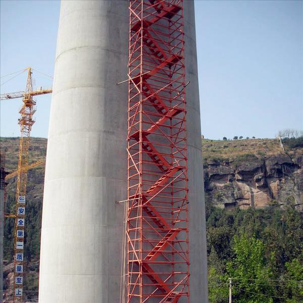 桥墩安全爬梯