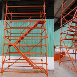 生产厂家的安全爬梯对其基座承载力要求很严格