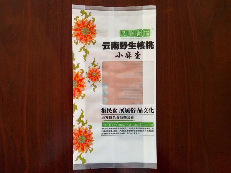 云南野生核桃塑料包装袋