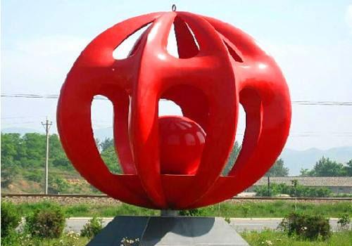 玻璃钢艺术雕塑