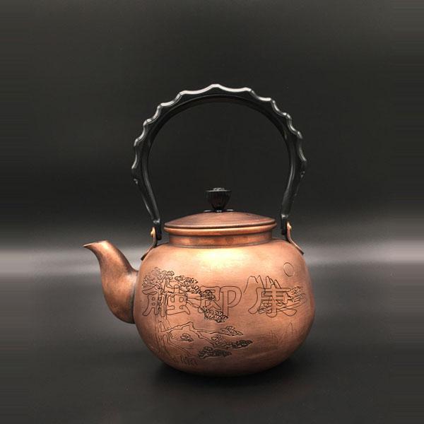 业内口碑好的铜壶工艺品定制公司是哪家