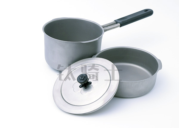 云南纯钛锅具