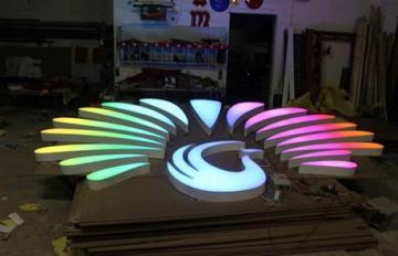 曲靖市LED发光字制作