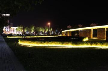 昆明LED楼体亮化工程公司
