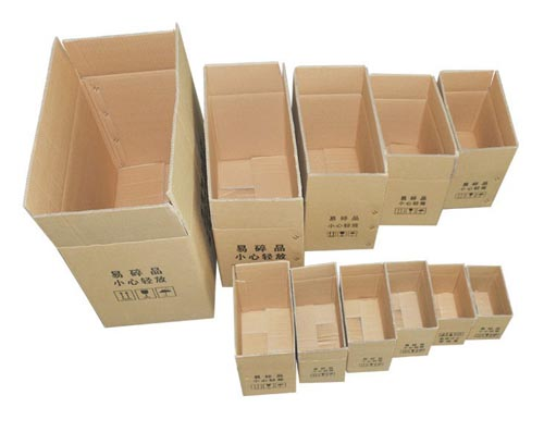 印刷精品彩色纸箱包装图片