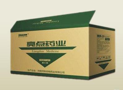 印刷精品彩色纸箱包装图片5