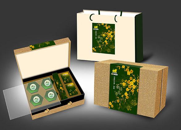 印刷精品茶叶礼盒包装图片4