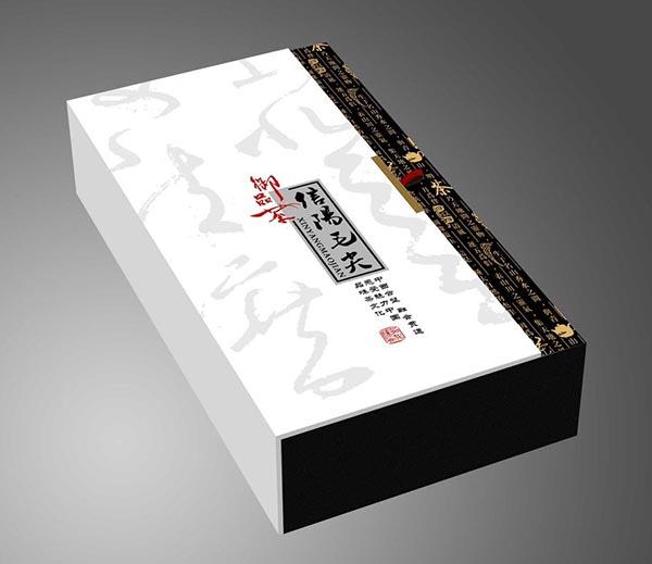 印刷精品茶叶礼盒包装图片6