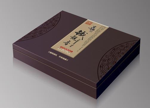 精品茶叶棉纸礼盒包装图片8