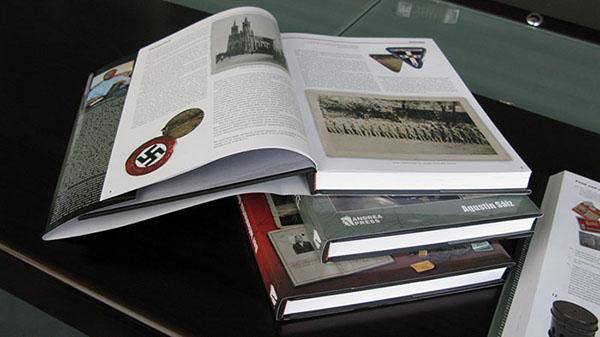 印刷精品精装书图片7