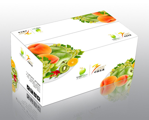 印刷精品水果包装盒9