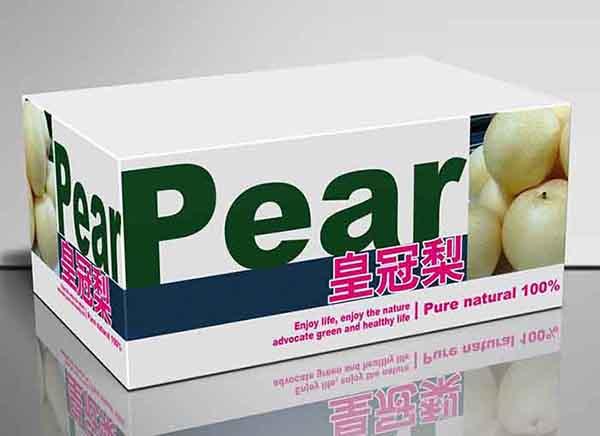 印刷精品水果包装盒11