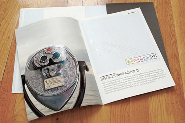印刷精品宣传画册图片11