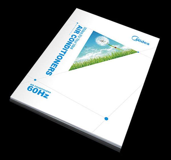 印刷精品宣传画册图片12