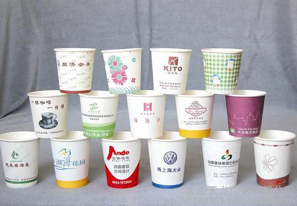 印刷精品紙杯圖片3