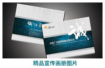 企业画册印刷打样节约成本的三个方面