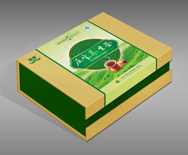 精品茶叶礼盒图片