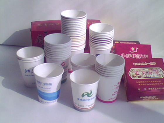 印刷精品纸杯图片7