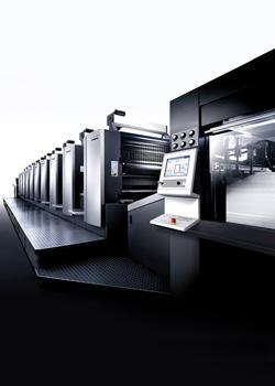 德国进口海德堡印刷设备6