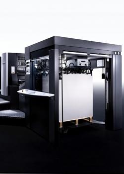 德國進口海德堡印刷設備5
