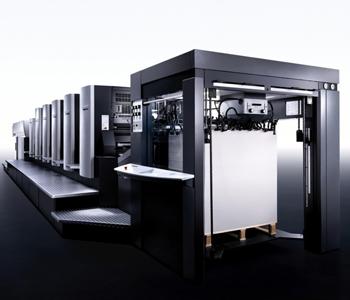 紙箱彩印刷設備
