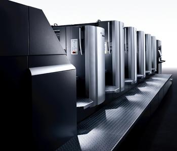 德國進口海德堡印刷設備3