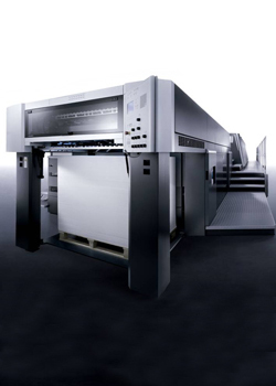 德国进口海德堡印刷设备1