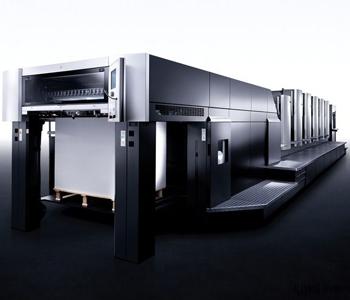 德國進口海德堡印刷設備1